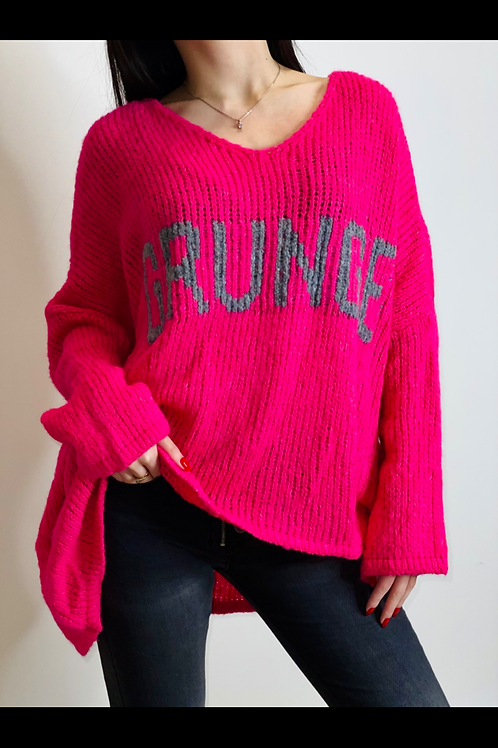 GRUNGE knit