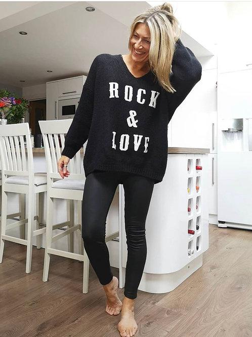 ROCK N LOVE knit