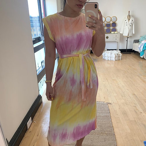 TOTAL TEE dress