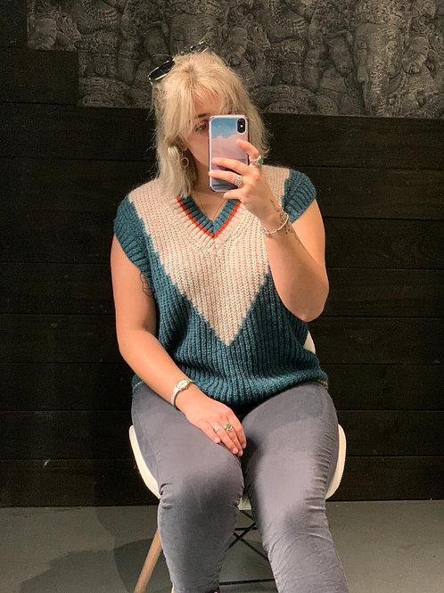 TANK knit
