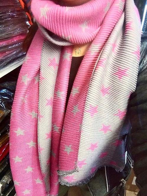 DIDDY STAR scarf