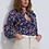 Thumbnail: KEYHOLE blouse