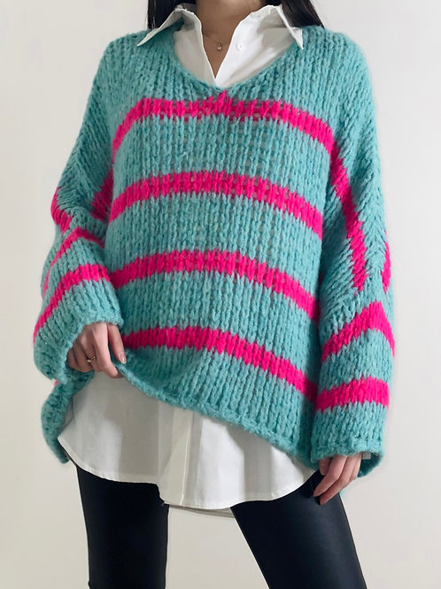 SLOUCH knit