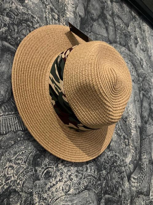 CAMO fedora hat