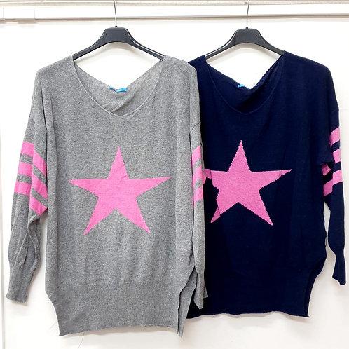 STARS n STRIPES knit