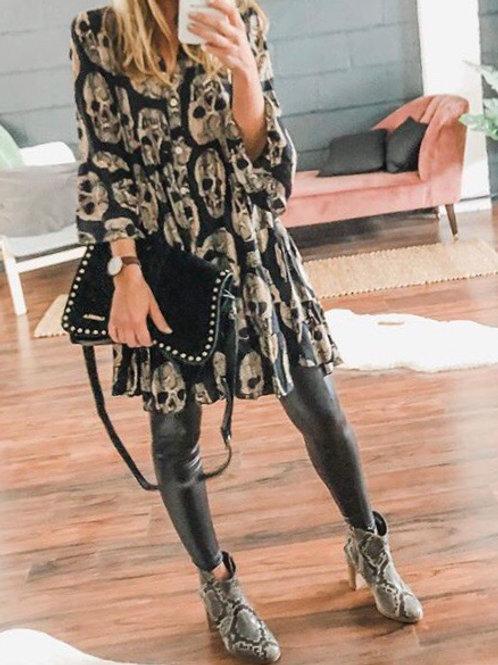 SNAKEBITE tunic dress