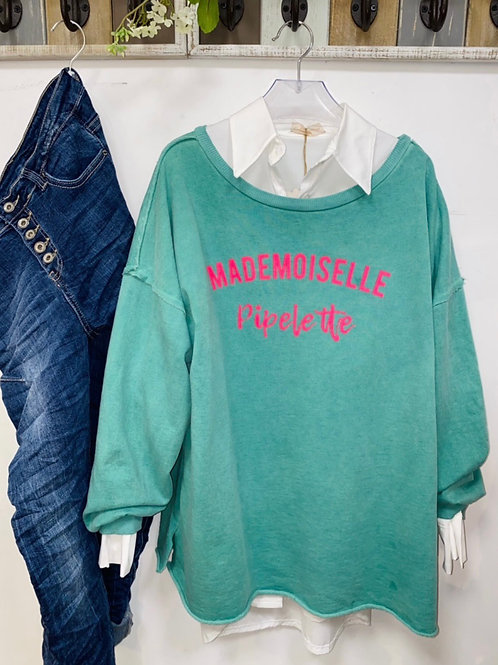 MISS CHATTERBOX sweater