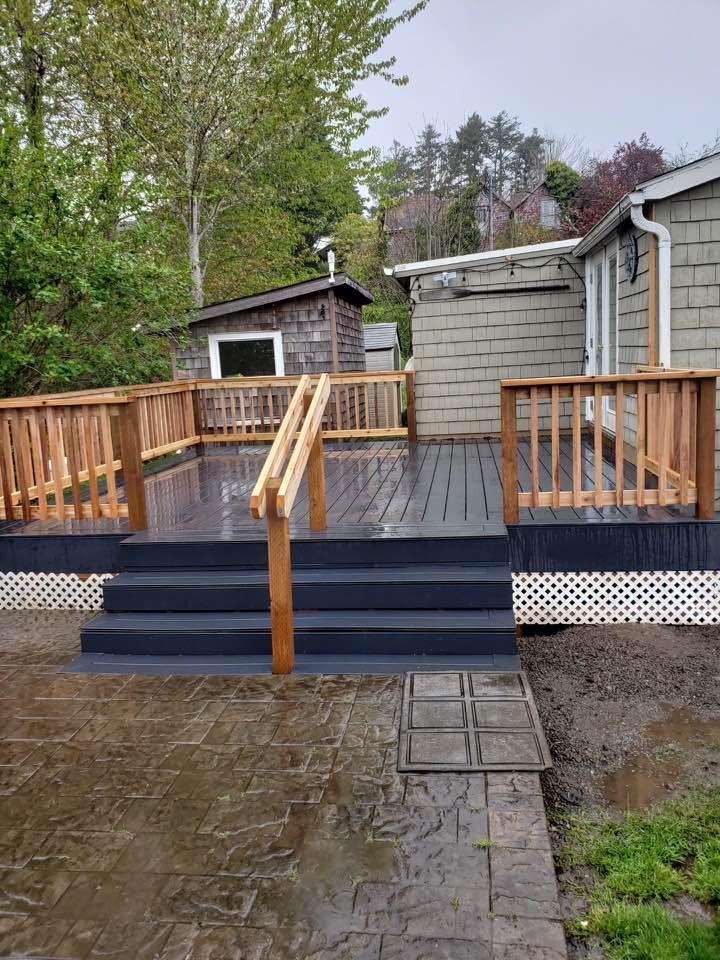 Deck Relacement