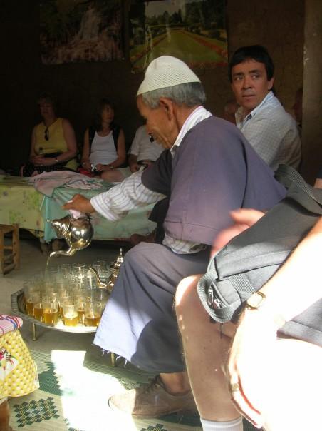 Berber Tea