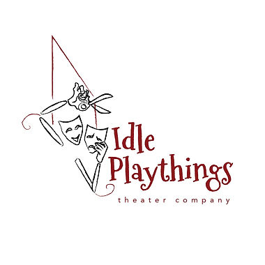 Idle Playthings Logo_Black image and Red