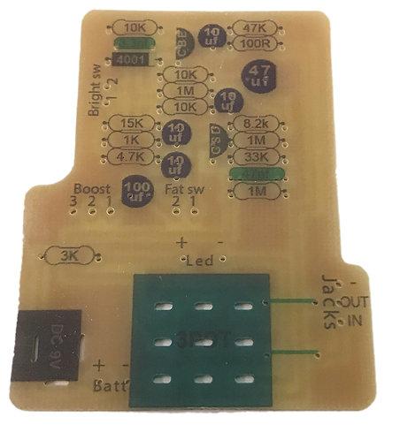 PCB EP Booster (3PDT intégré)
