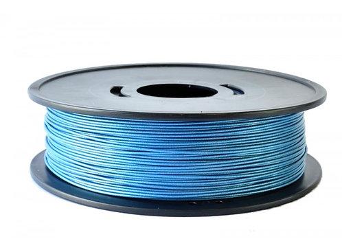 PLA bleu métallisé