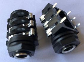 Jacks 6.35 mm pcb mount (la paire)