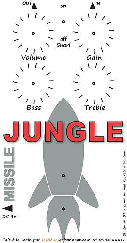 Jungle Missile (clone Animal Rockett)