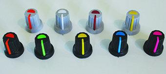 Bouton pour potentiomètre 17 mm (1pcs)