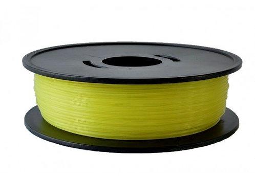 PLA jaune translucide