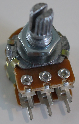 Potentiomètre 6 broches