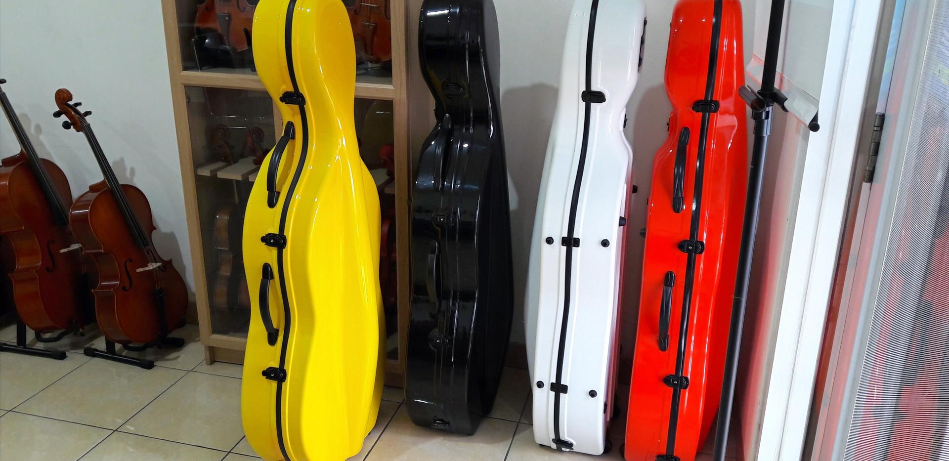 Cello Fiber Case