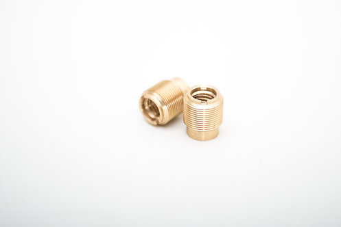 """Thread adapter 5/8"""" to 3/8"""""""