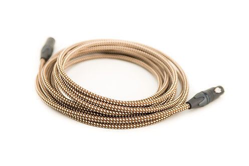XLR cable, 6 meters