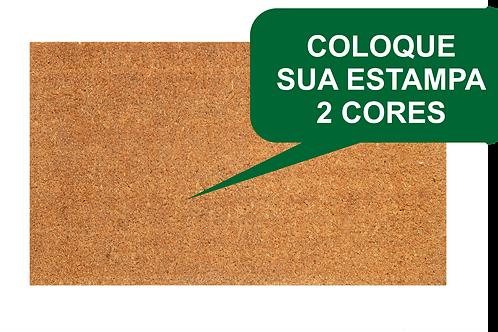 SUA ESTAMPA - 2 CORES - A PARTIR DE R$ 155,90