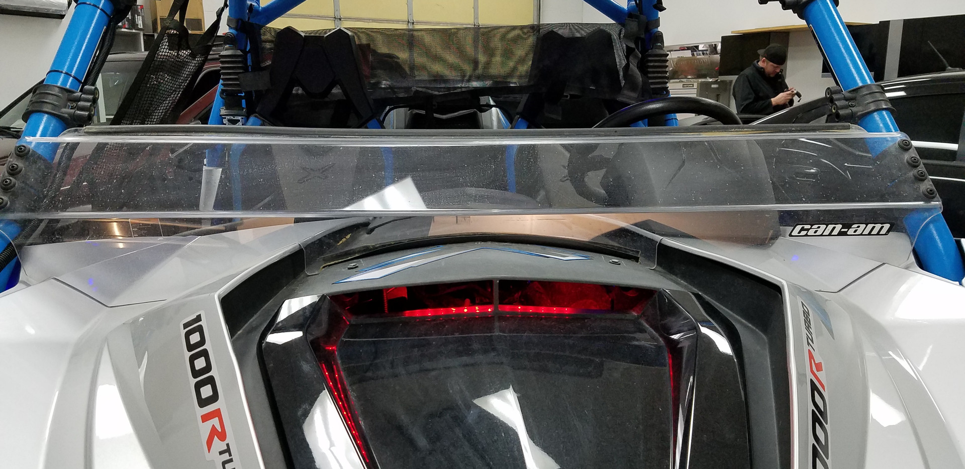 CAN-AM Maverick 1000 Turbo