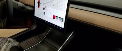 Hi tech Tesla stereo