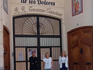 Coordinamos el programa MeOrienta con el colegio Nuestra Señora de los Dolores
