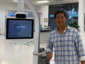 """""""Un robot ya es más eficiente operando que un cirujano"""""""