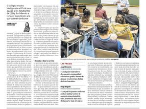 Corazonistas y Zeno Quantum en los medios de comunicación