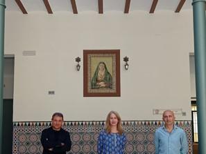 Visita de Zeno Quantum en el colegio San Hermenegildo