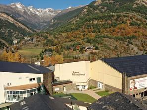 Tercer año en el colegio Agora International School of Andorra