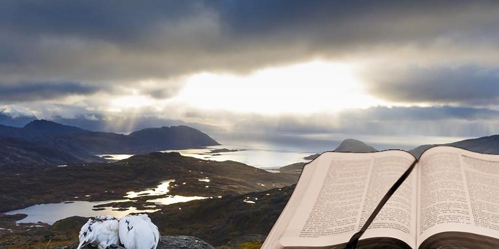 Bibel og Natur 17.-20. September