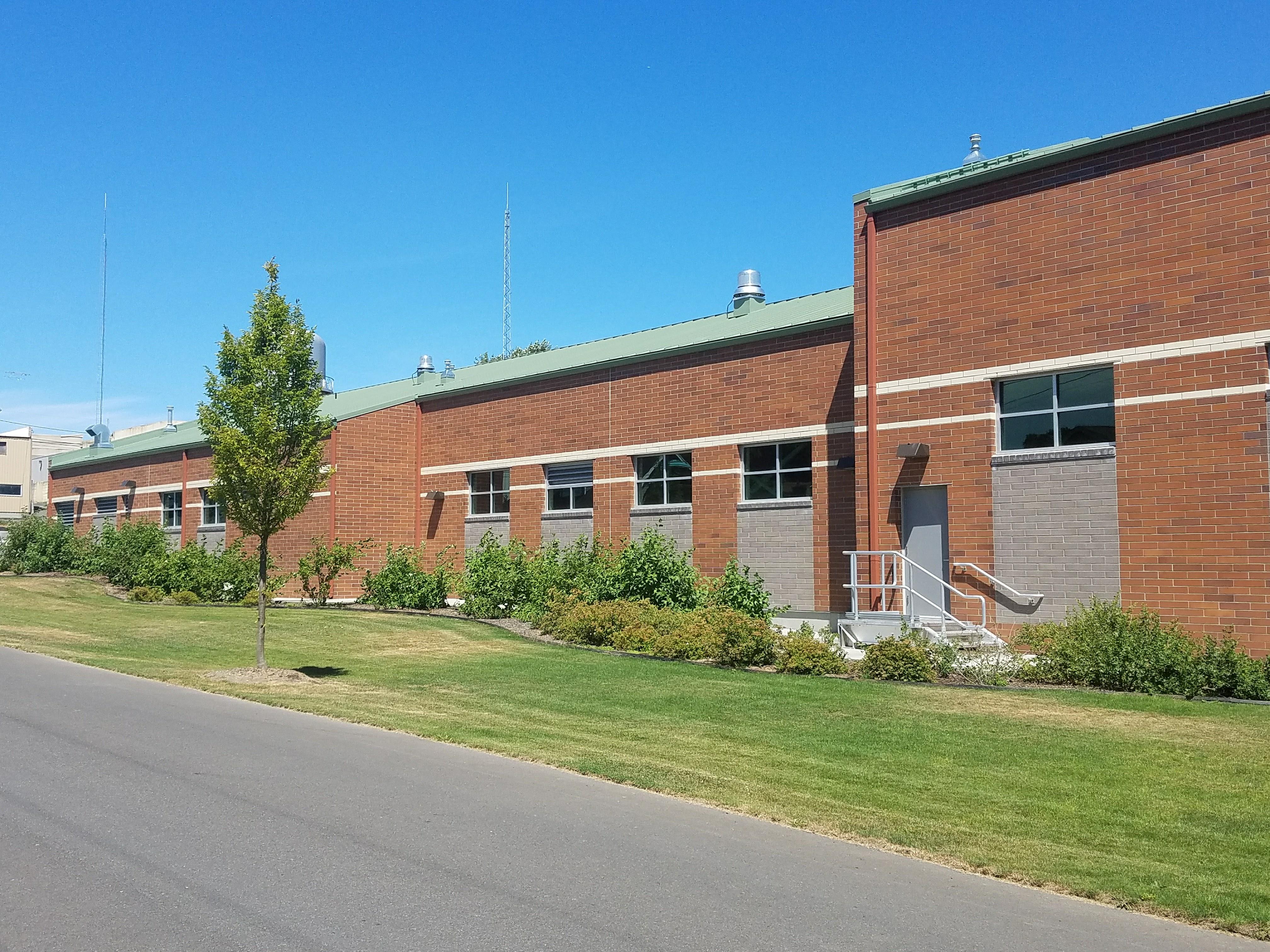 Lynden Water Treatment Plant 2
