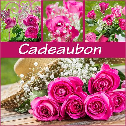 Vierkante kadobon - Vbon 70