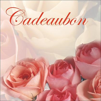 Vierkante kadobon - Vbon 19