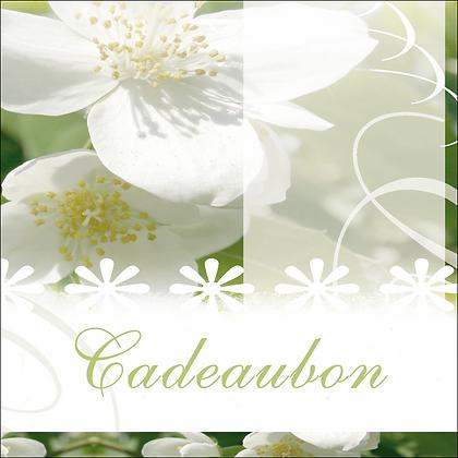 Vierkante kadobon - Vbon 20