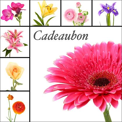 Vierkante kadobon - Vbon 03