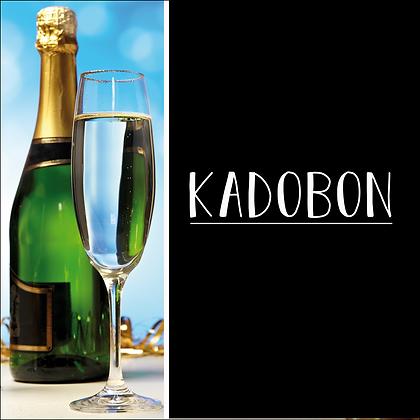 Vierkante kadobon - Vbon 86