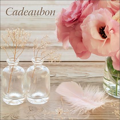 Vierkante kadobon - Vbon 05