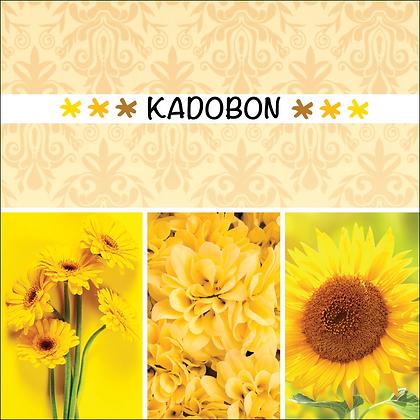Vierkante kadobon - Vbon 80