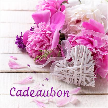Vierkante kadobon - Vbon 62
