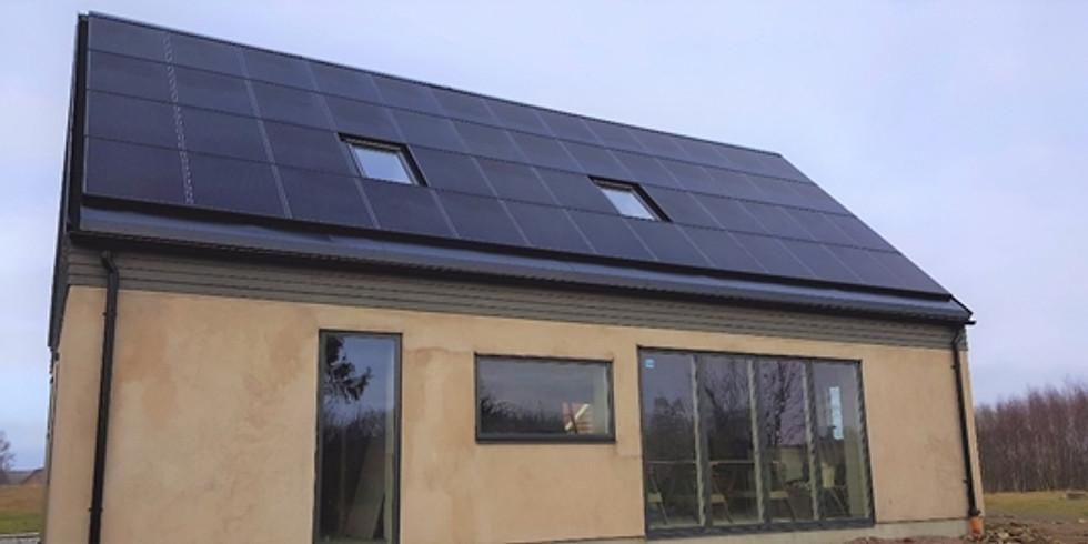 Seminarium // Byggnadsintegrerade solceller