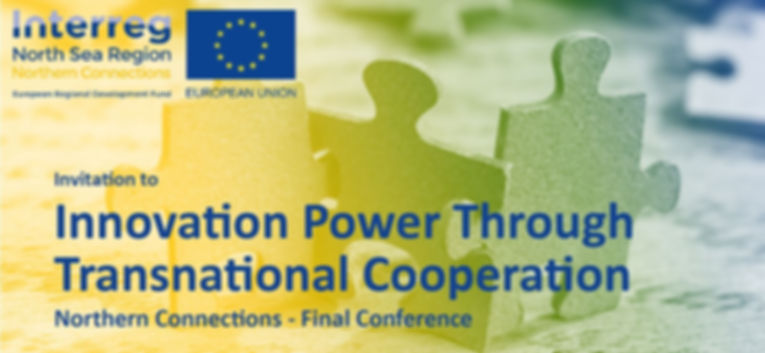 Conference // Innovation Power through Transnational Cooperation