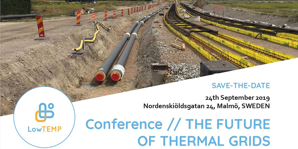 Conference // The Future of Thermal Grids