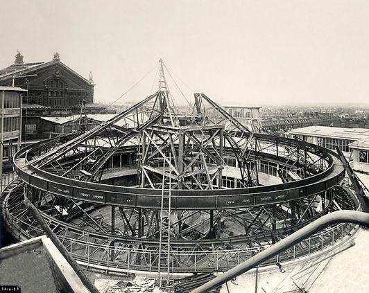 Galeries Lafayette dome 1910-1912