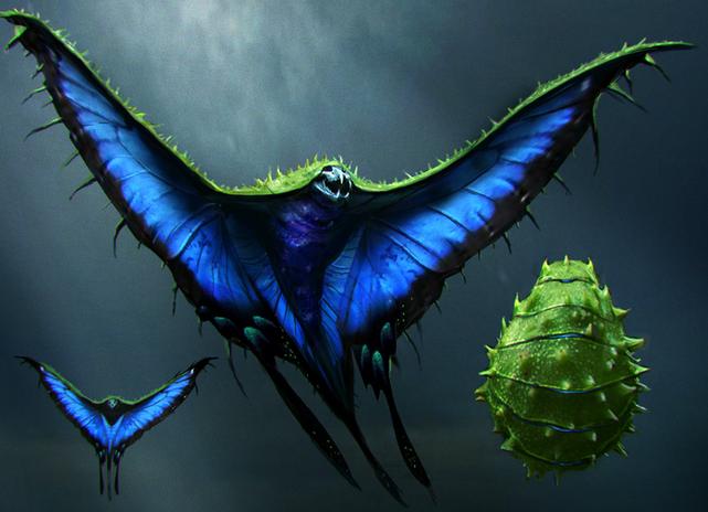 Fantastic beast - image 7 Swooping_Evil.