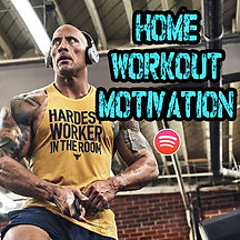 HOME WORKOUT Progam - - Music for Home E