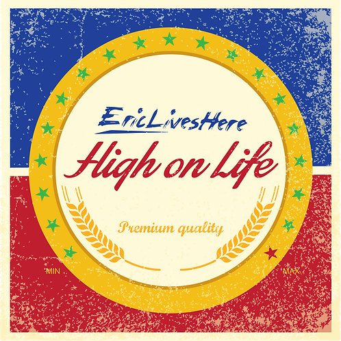 """High on Life"" CD (Autographed)"