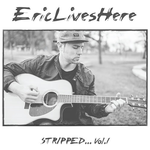 """STRIPPED, Vol. 1"" CD (Autographed)"